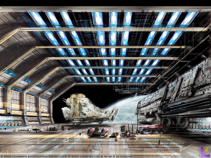 Star Wars Knights Of The Old Republic Concept Art The