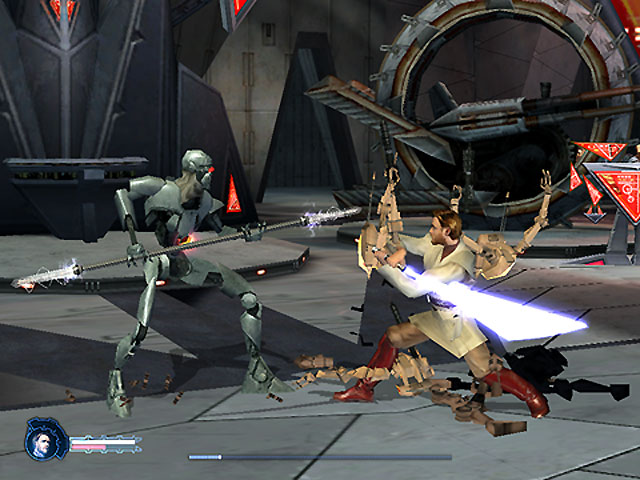 star wars revenge of the sith game free