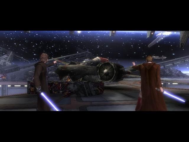 Star Wars Episode Iii Revenge Of The Sith Screenshots The International House Of Mojo