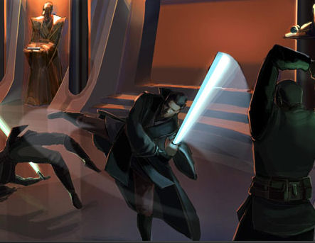 Star Wars Episode Iii Revenge Of The Sith Concept Art The International House Of Mojo