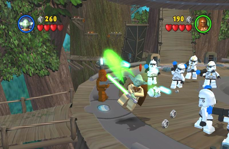 LEGO Star Wars: The Video Game (Screenshots) | The International ...