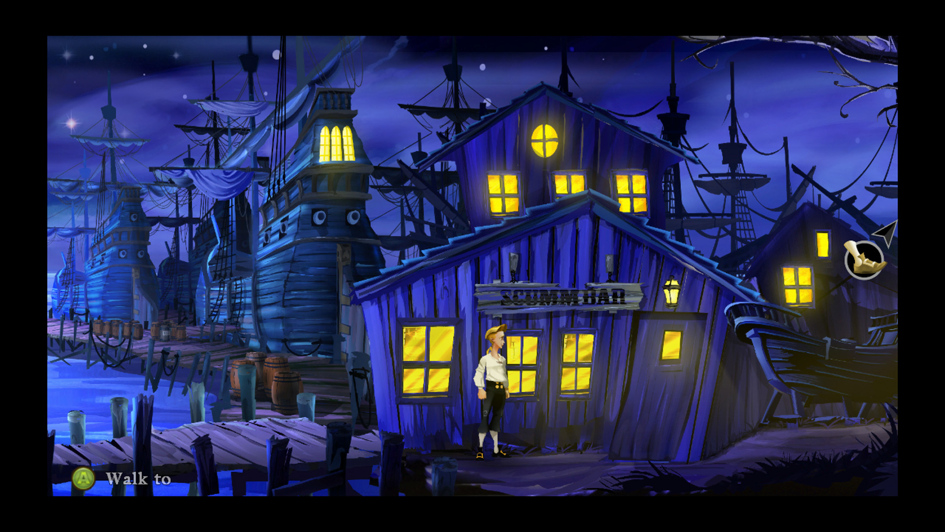 Secret Of Monkey Island Special Edition Русификатор