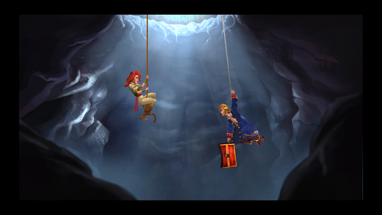 Monkey island 2 lechuck s revenge concept art the international - Image