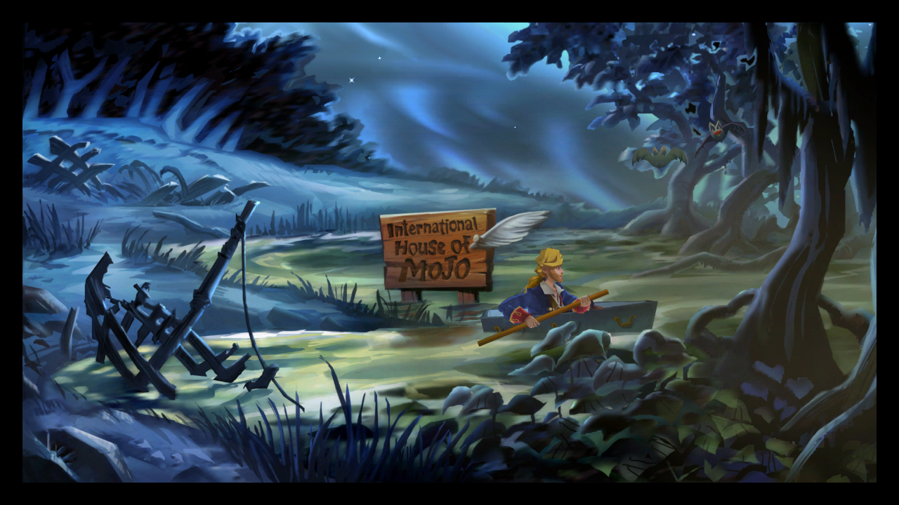 Monkey island 2 lechuck s revenge concept art the international - The Game Location Named After This Site