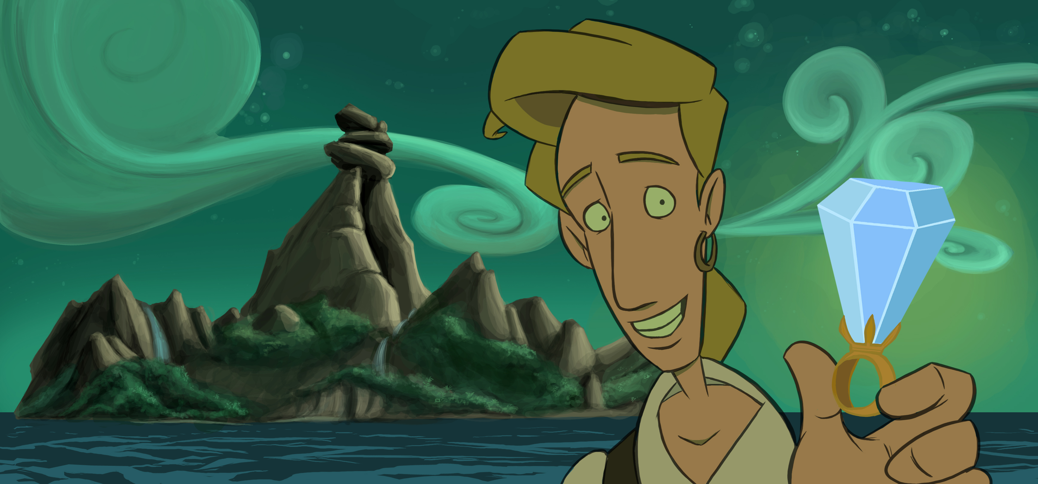 Monkey Island  Review