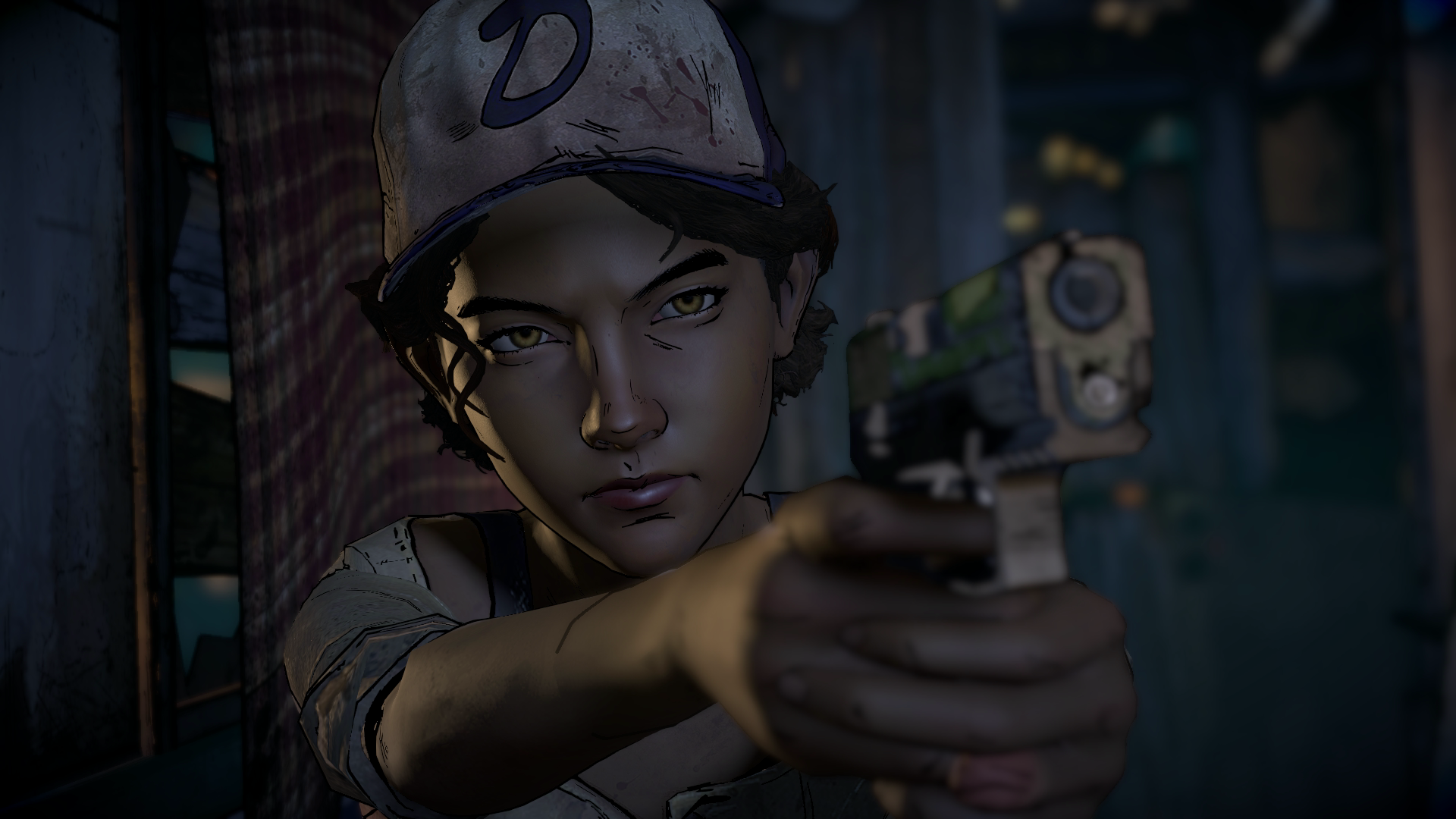 how to run faster walking dead telltale