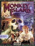 The original Monkey Island box art, another Steve Purcell creation