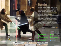 Lightsabers, introductory page
