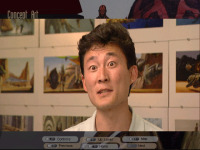 Interview with Doug Chiang, concept artist