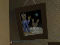 Even if Max doesn't, you might from the Bad Day on the Moon comic or the episode of the Sam & Max cartoon series adapted from it