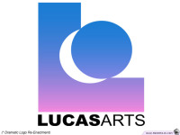 An early design for the logo