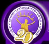 The 20th anniversary logo