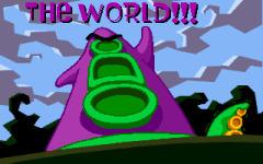 Purple Tentacle thinks big.