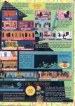 Nintendo Power Issue #16 (September/October 1990) Maniac Mansion Feature 4/6