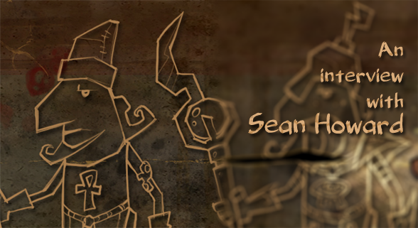 Header image for Sean Howard interview
