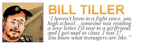 Bill Tiller Interview
