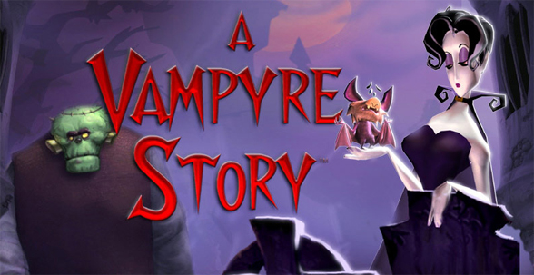 A Vampyre Story review