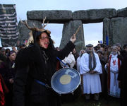 Dan excuses himself from podcasting duties to attend the Winter Solstice celebrations.
