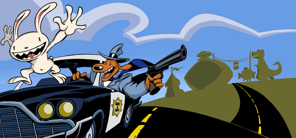 Having read the Sam and Max comics
