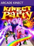The Kinect Party XBLA Title Art