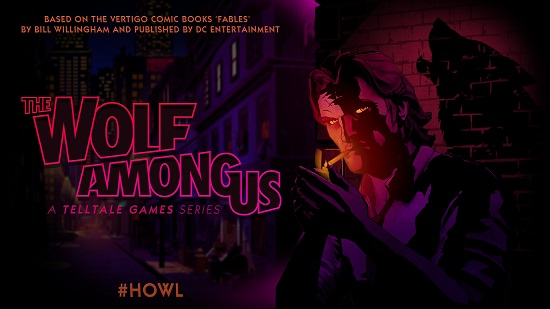 The Wolf Among Us reveal