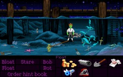 Sure, Guybrush can hold his breath for ten minutes. But what happens after that? Sudden death!