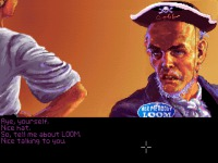 Cobb was a character in the LEC adventure game, Loom.