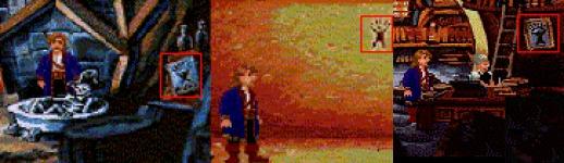 """Hidden"" LucasArts logos."