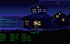 Not only your favorite website, but SCUMM is also the scripting language used for the three first Monkey Island games. It stands for Script Creation Utility for Maniac Mansion.